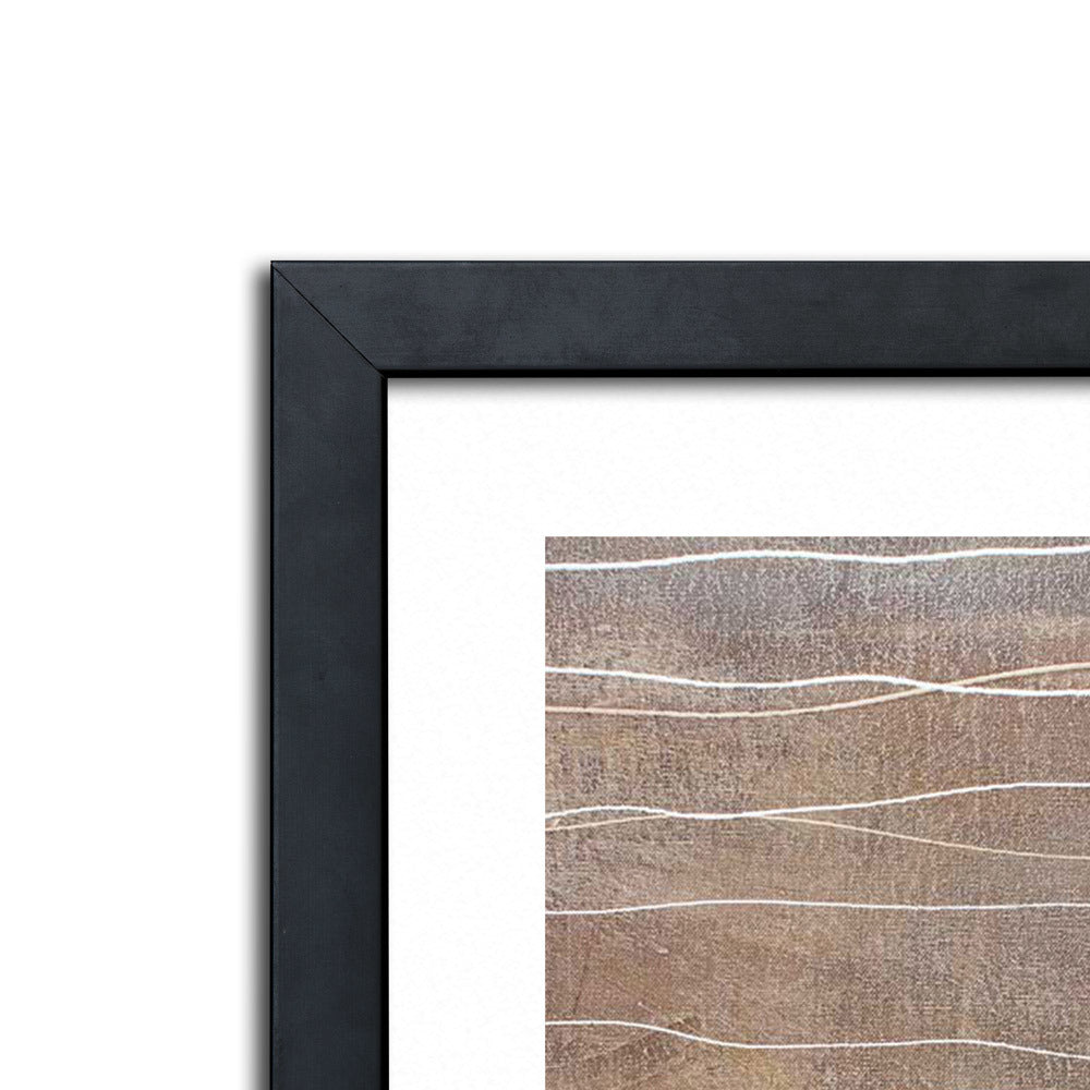 Natural Ash Framed Print