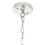 Adrianna Chandelier Nickel
