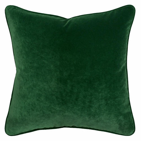 Brooklyn Emerald Velvet Cushion
