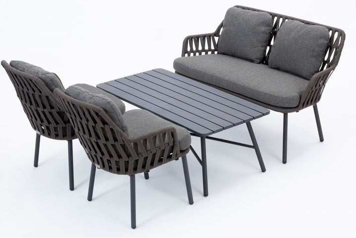 Colonia 4 Piece Outdoor Setting