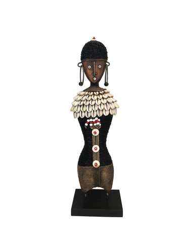 Ndamji Beaded Princess Black