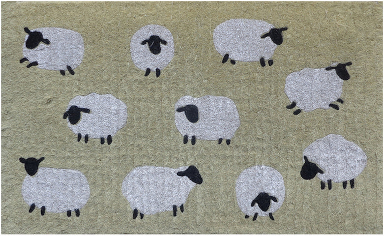 Sheep Regular Doormat