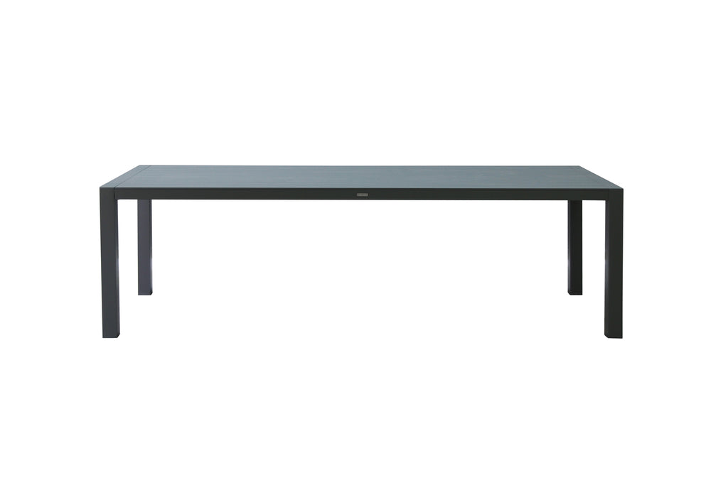 Male Lime Outdoor Dining Table Black