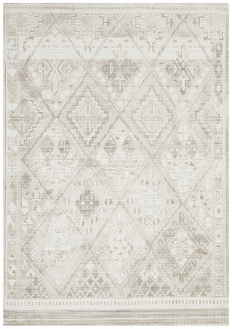 Timmins Rug Black and White