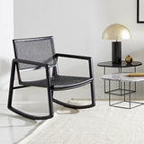 Torres Rattan Rocking Chair