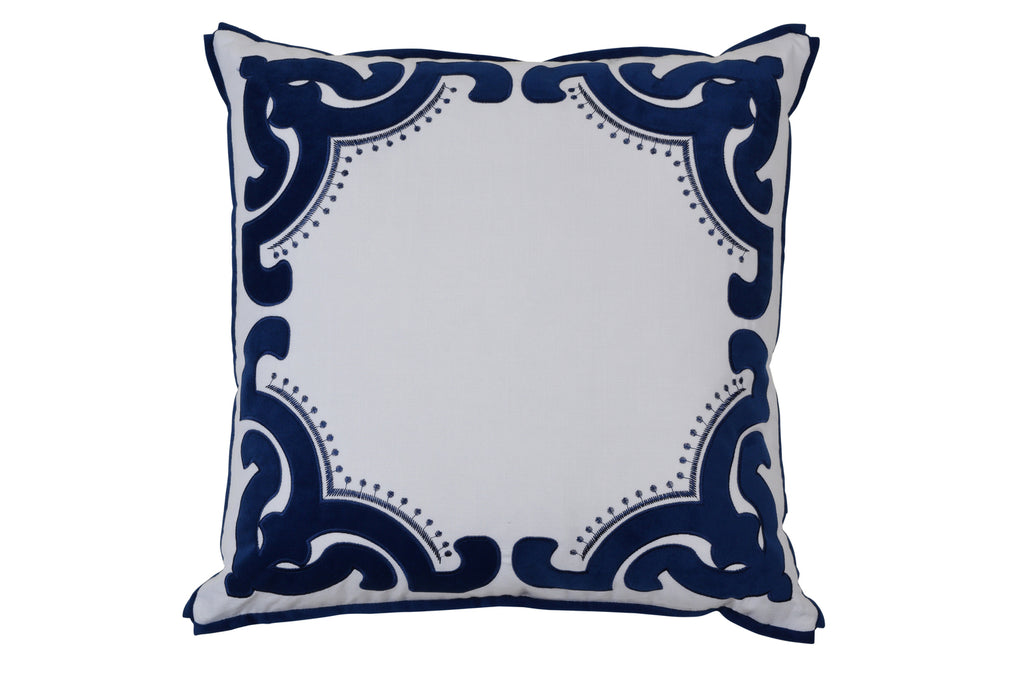 Bronte Cushion Navy