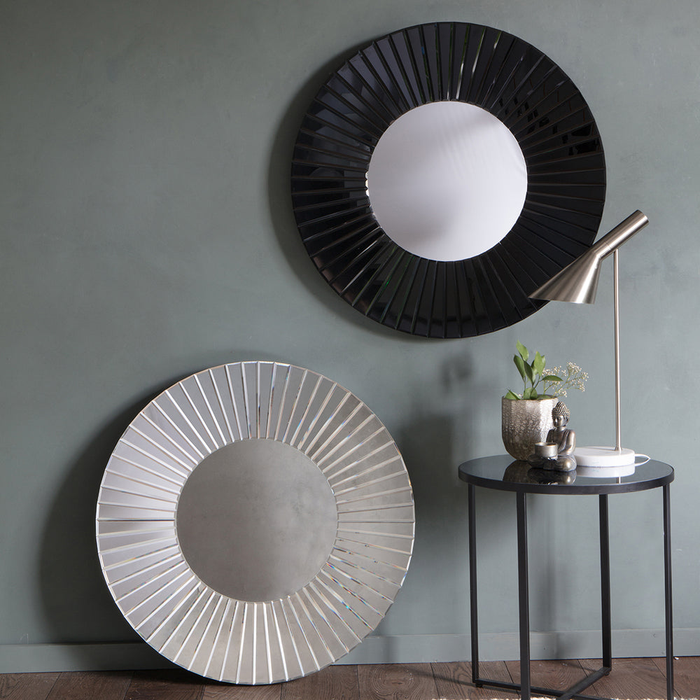 Paxton Mirror Black