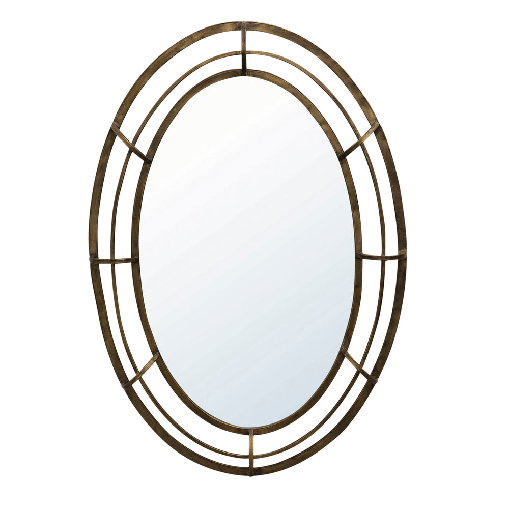 Julian Oval Mirror