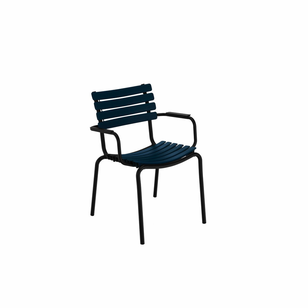 Clips Dining Chair Midnight Blue