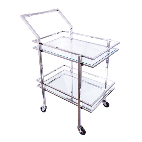 Blue Moon Bar Trolley