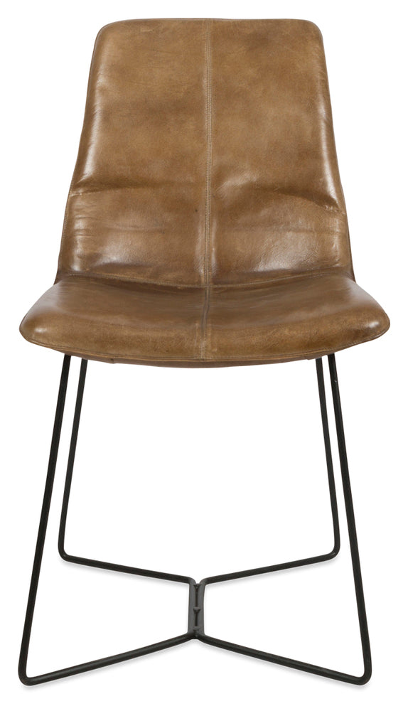 Loni Leather Dining Chair