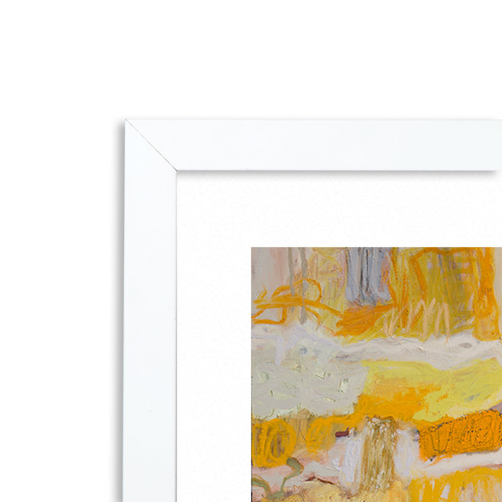 Autumn Foliage Framed Print