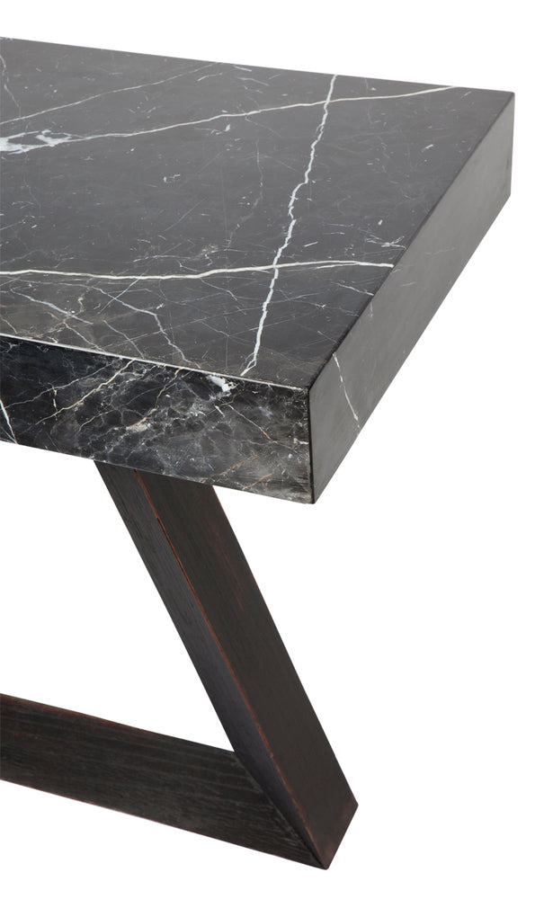 Ebony Console Black