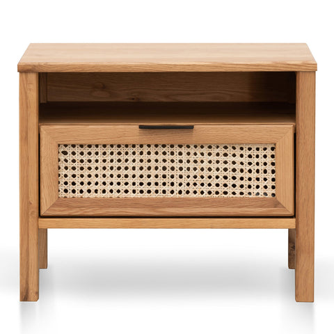 Chesterton Bedside Table Natural