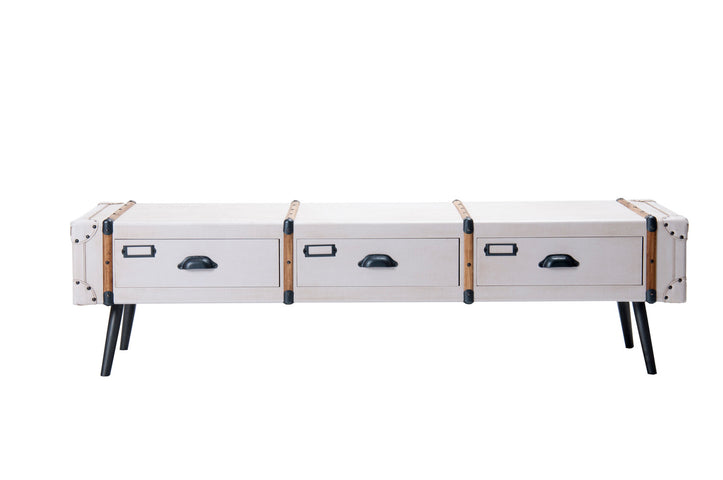 Two Tone TV Unit