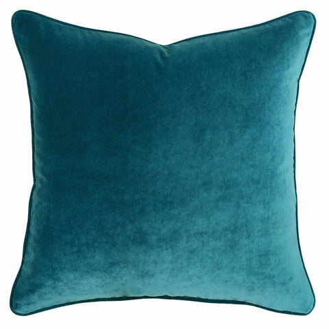 Brooklyn Elm Velvet Cushion