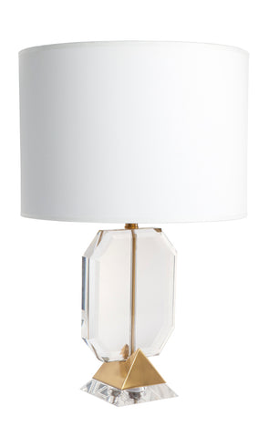 Bungalow Table Lamp Pair
