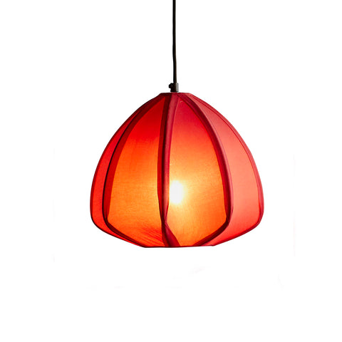 Giang Pendant Deep Red Small