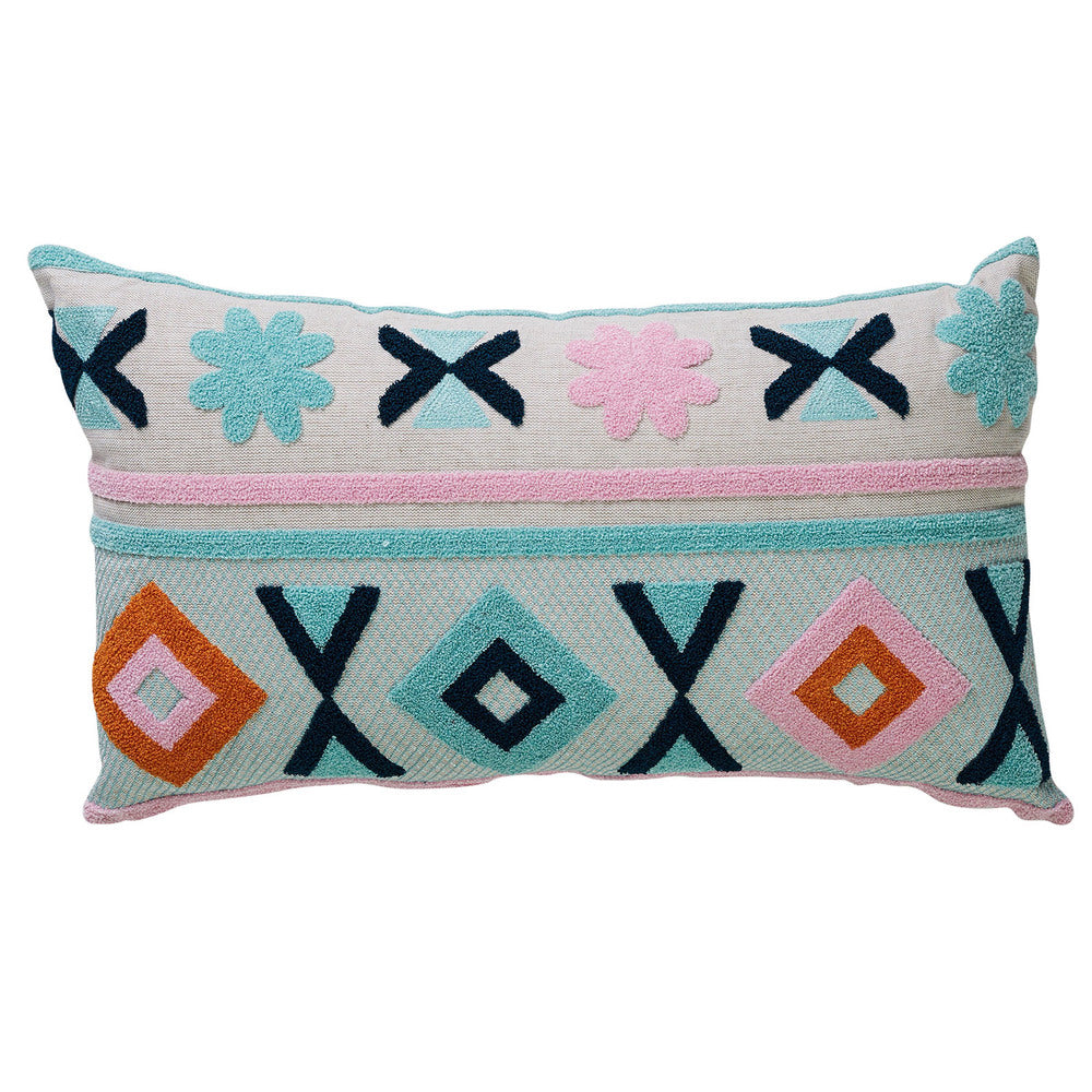 Summertime Row Cushion