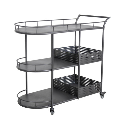 Selby 3 Tier Tea Trolley