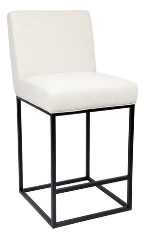 Boston Bar Stool Beige