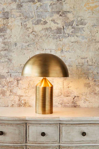 Josephine Table Lamp Antique Brass