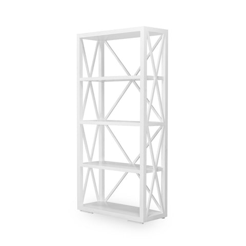 Sorrento Side Table White