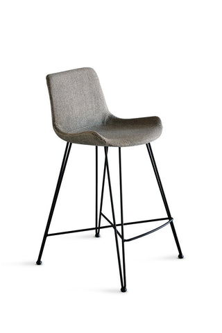 Frankie Counter Stool Light Grey