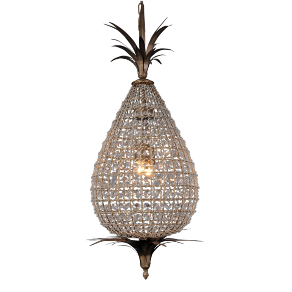 Crystal pineapple chandelier large interiors online crystal pineapple chandelier large arubaitofo Choice Image