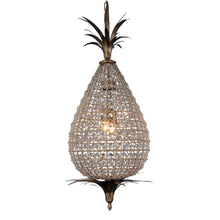 Crystal Pineapple Chandelier Large