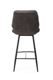 Colombo Bar Stool Antique Black