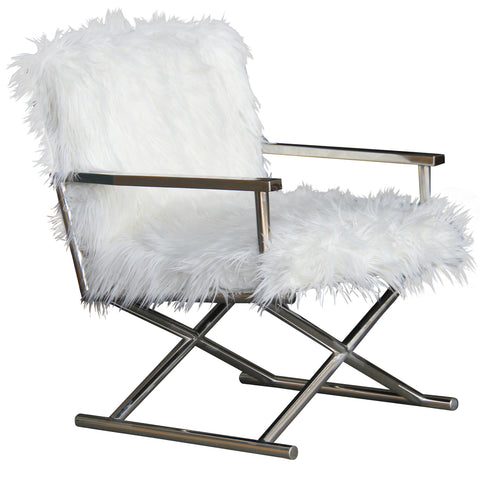 Brazilian Chair Silver