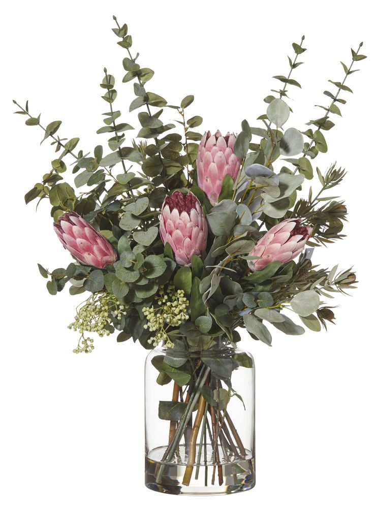 Native Mix in Pale Vase Pink