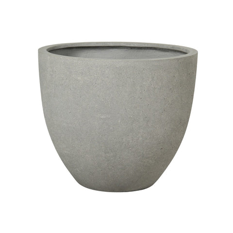 Urbane Olive Pot Grey Stone