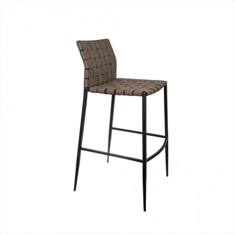 Web Counter Stool Brown