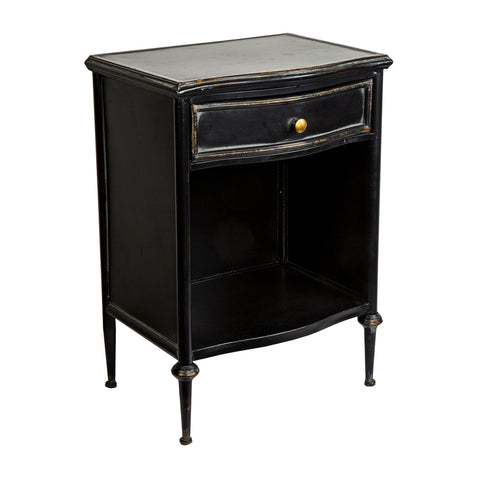 Hudson Side Table Black
