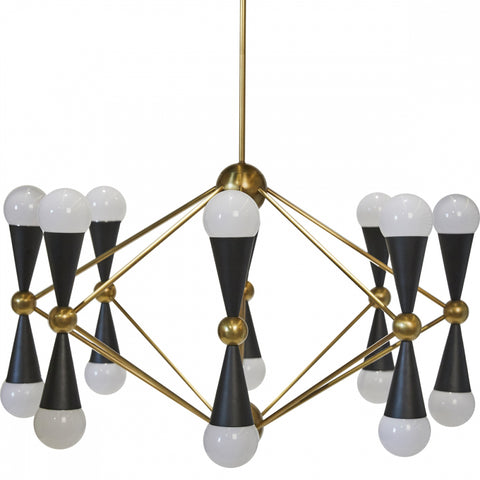 Aadila Pressed Metal Pendant Shade Medium