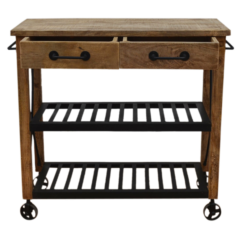 Picture of: Kitchen Island Trolley Interiors Online