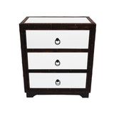 Boyd 3 Drawer Bedside Chest