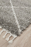 Mount Laurier Rug Grey
