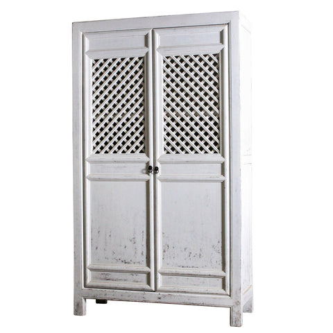 Cullen Double Door Cabinet White