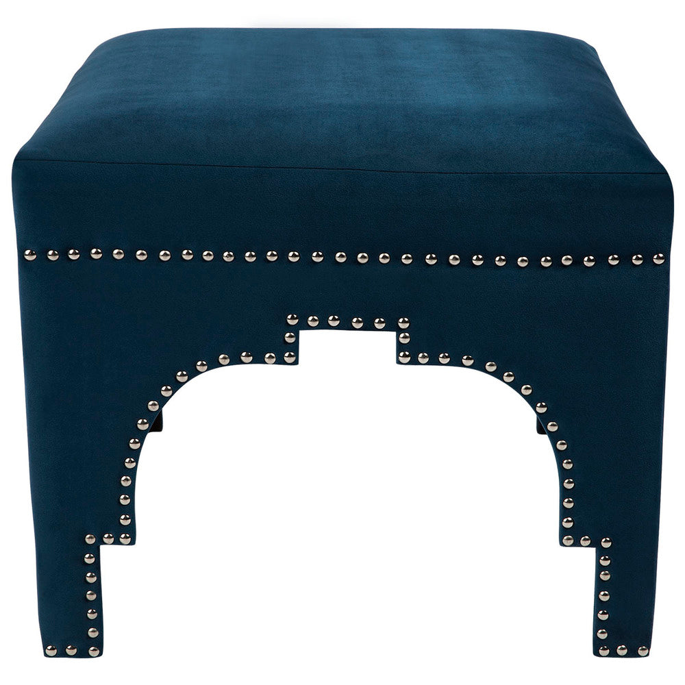 Merek Low Stool Navy