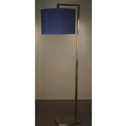 Tropez Floor Lamp Brushed Brass