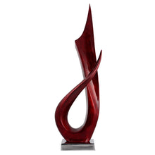 Zenith Sculpture Red