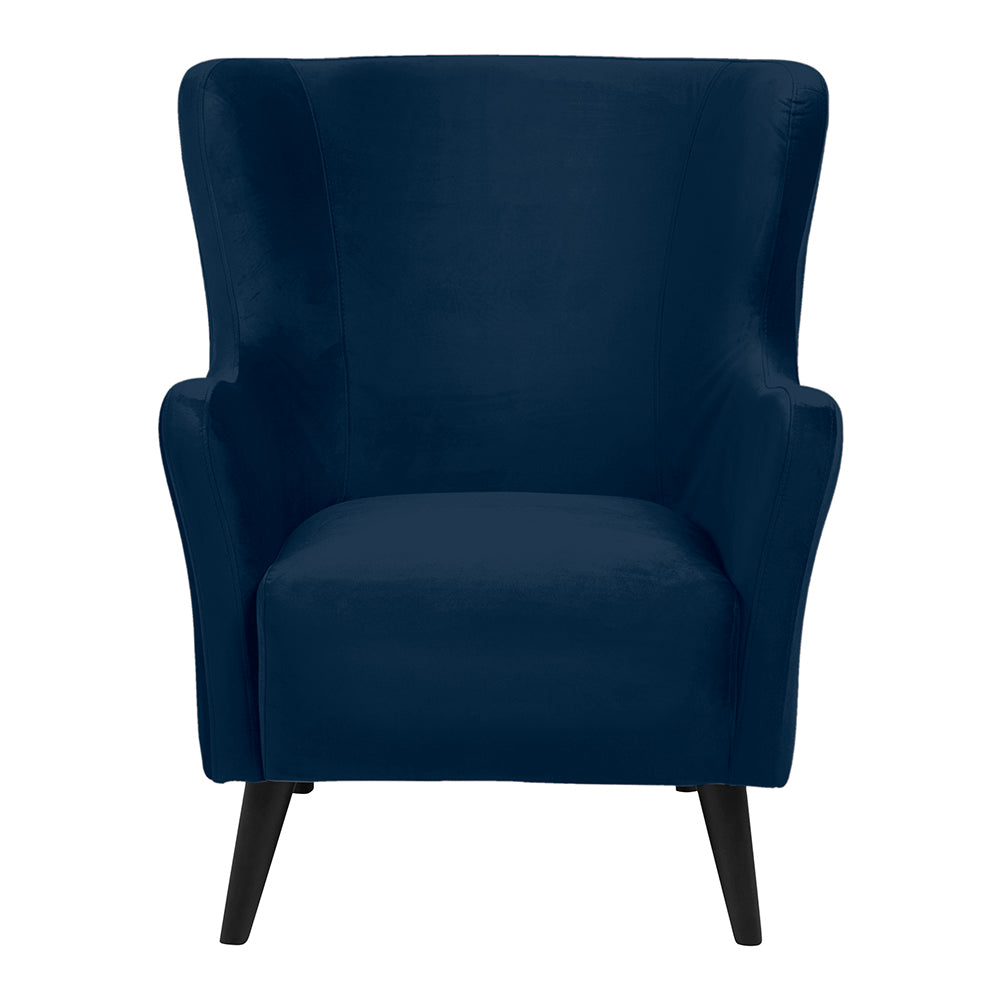 Oscar Arm Chair Blue