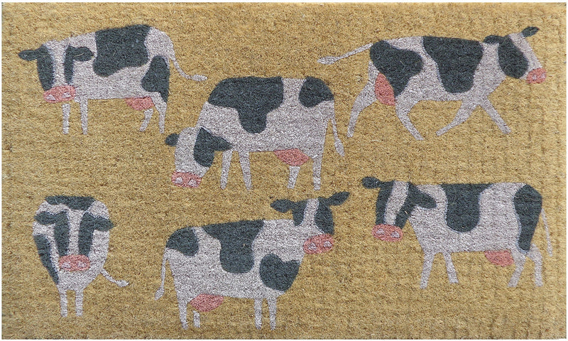 Cows Regular Doormat