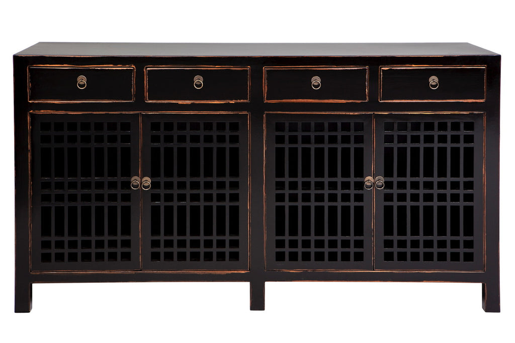 Dalip Sideboard Black