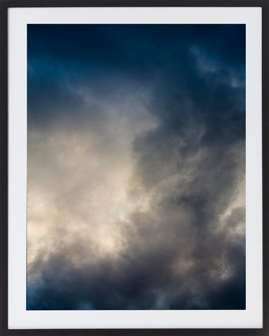 Clouds V Framed Photographic Print