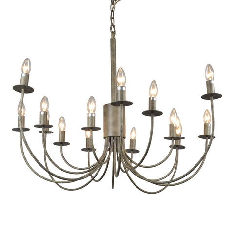 Algernon Sixteen Arm Chandelier