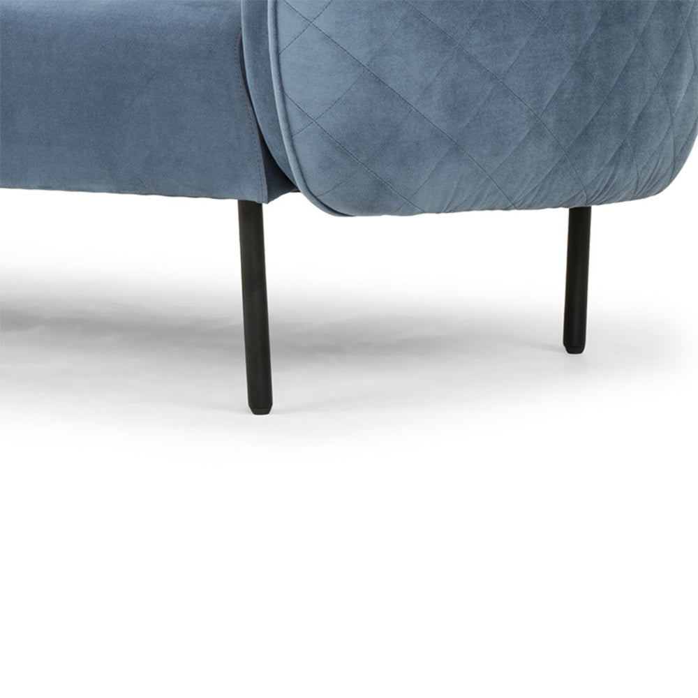 Moonshine Sofa Dusty Blue